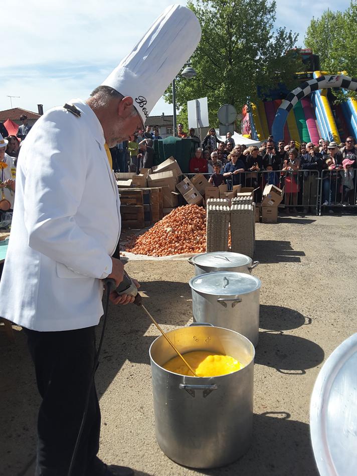 Omelette Géante Bessières 2017
