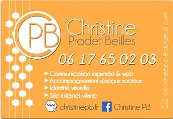 Graphiste Christine Pradet-Beilles à Bessières Toulouse
