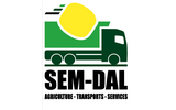 Sem-Dal - agriculture - transport - services