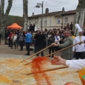 Omelette géante de Bessières 2016