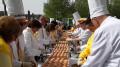 VIDÉO - L'omelette géante dégustée par 6.000 personnes à Bessières